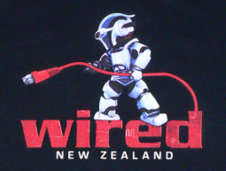 Wired Robot Tee