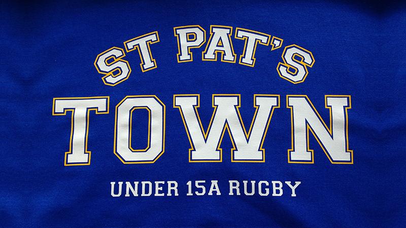 St Pat's Town Hoodies